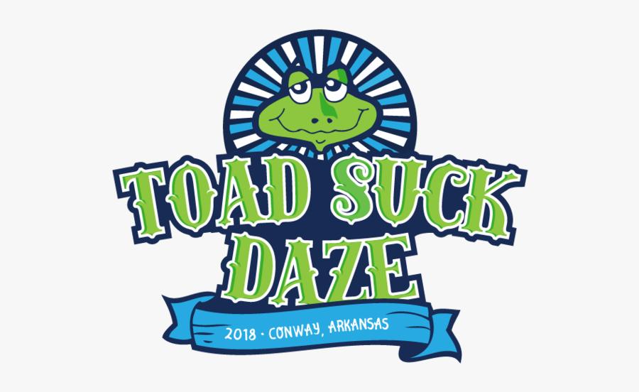 Toadsuck - Toad Suck Daze 2019, Transparent Clipart