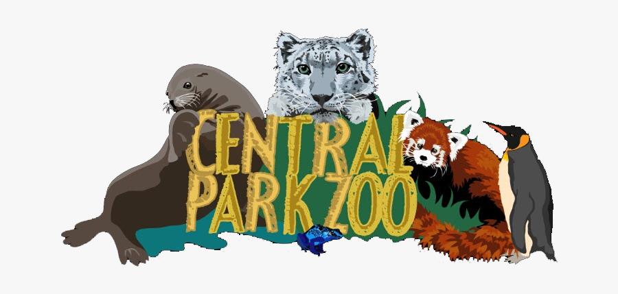 Clipart Park Parke - Central Park Zoo Png, Transparent Clipart