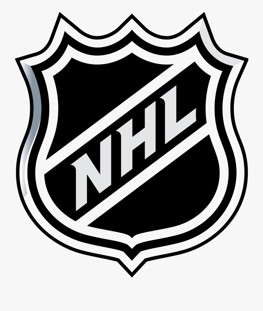 Nhl - Nhl Logo, Transparent Clipart