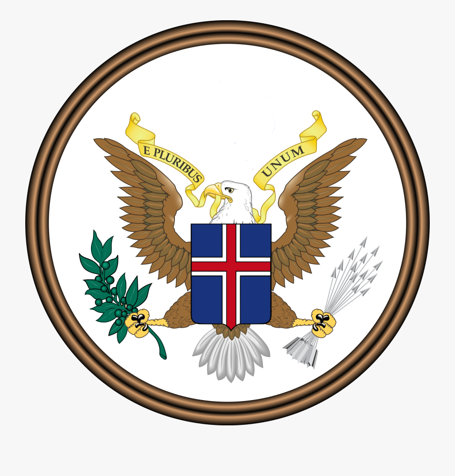 Image Coat Of Arms - Symbol Of American Government, Transparent Clipart