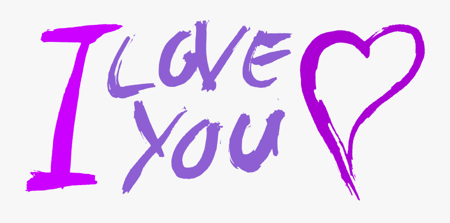 Transparent I Love You Png - Transparent Png L Love You Png, Transparent Clipart