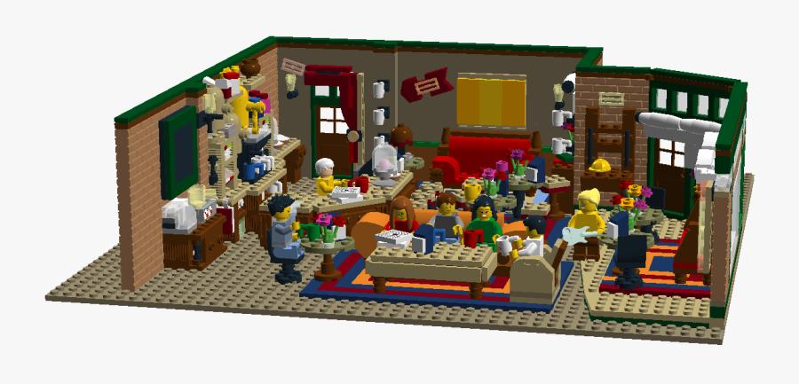 Lego F R I E N D S, Transparent Clipart