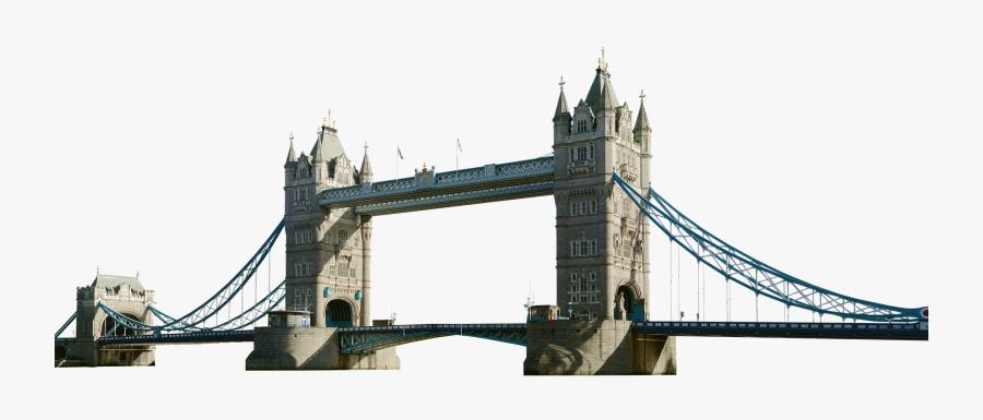 Bridge,tower,nonbuilding Link,building,national Historic - Tower Bridge, Transparent Clipart