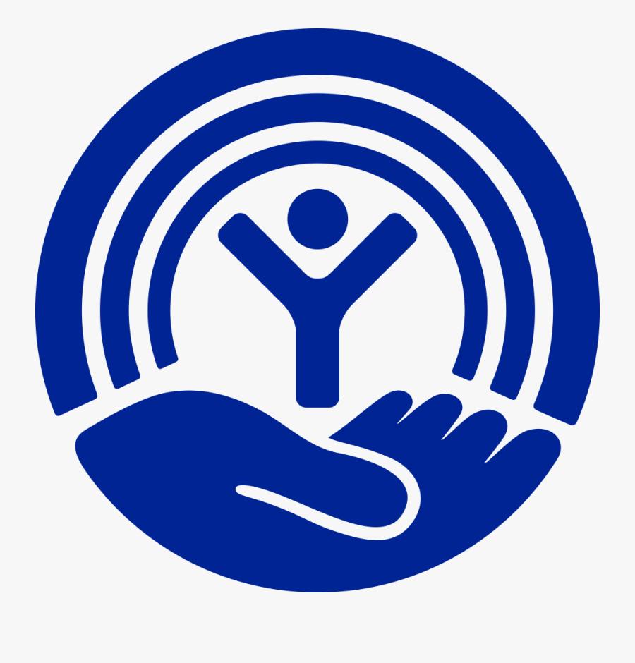 United Way White Logo, Transparent Clipart