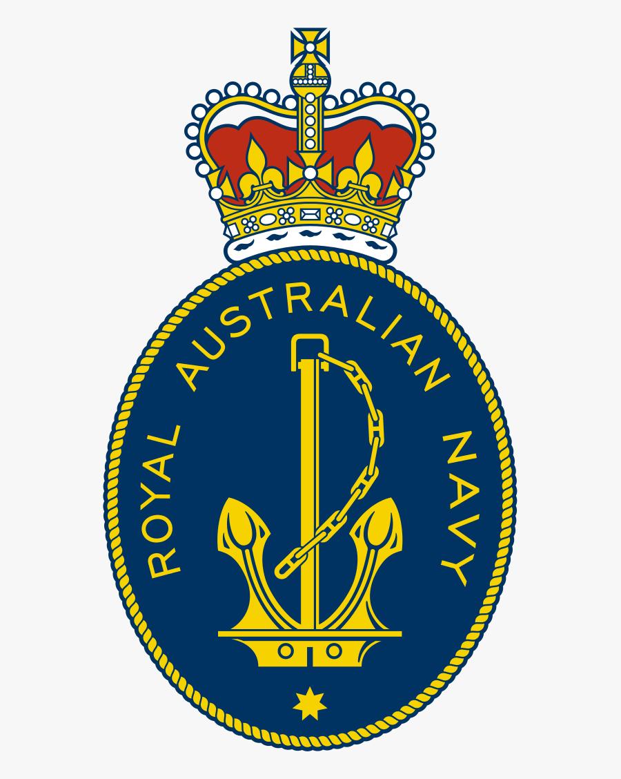 Royal Australian Navy Emblem, Transparent Clipart