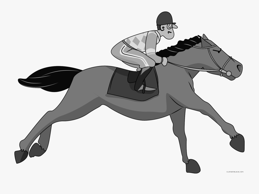 Galloping Horse Animal Free - Galloping Clipart, Transparent Clipart