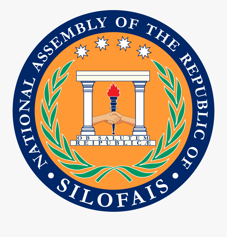 National Assembly First Silofaisan - Emblem, Transparent Clipart