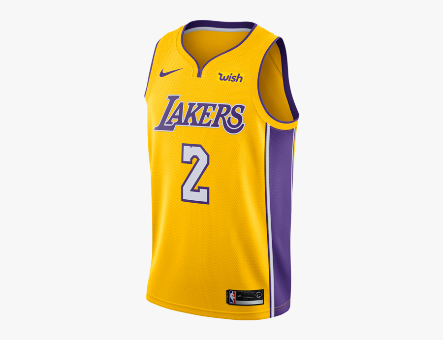 Jersey Clipart Laker Los Angeles Lakers Jersey Nike Free