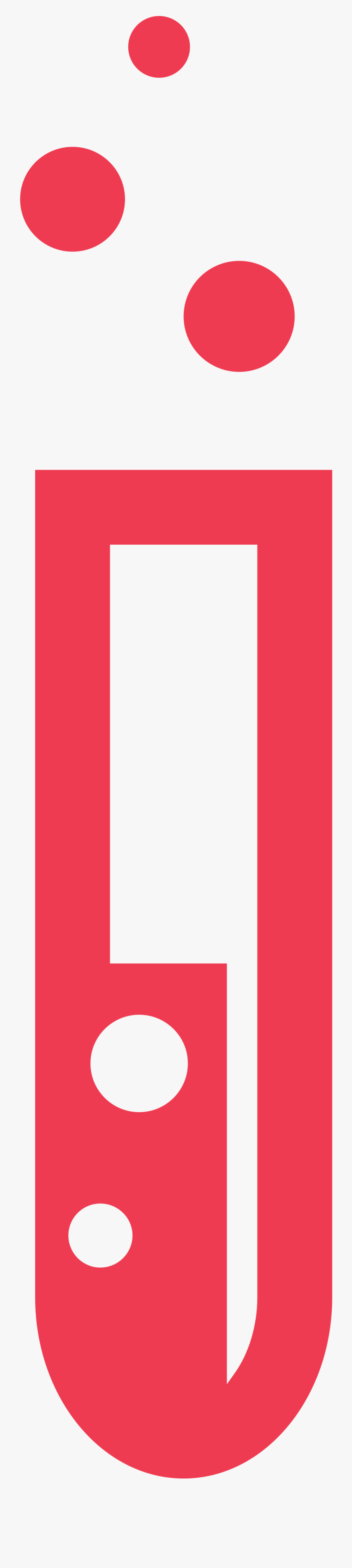 Test Clipart Svg - Test Tube Svg, Transparent Clipart