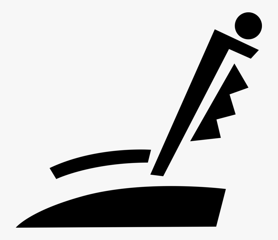 Vector Illustration Of Gear Shift Throttle Mechanism, Transparent Clipart