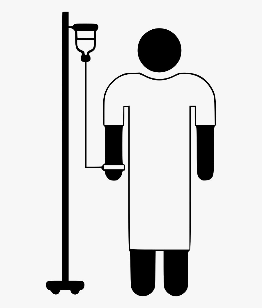 Patient Icon Person - Patient Clipart, Transparent Clipart