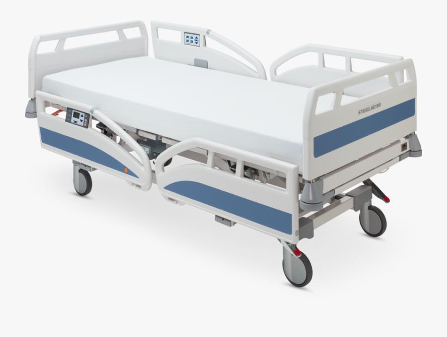 Evario - Hospital Bed Png, Transparent Clipart