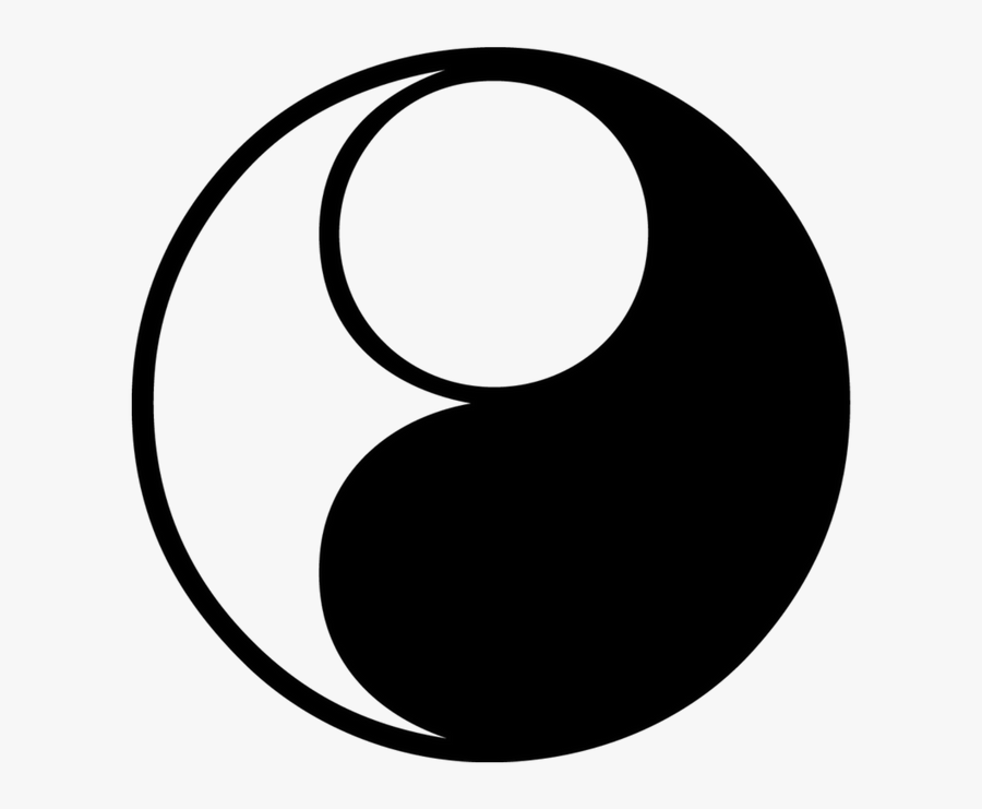 Dreamtime Clip Art - Yin And Yang, Transparent Clipart