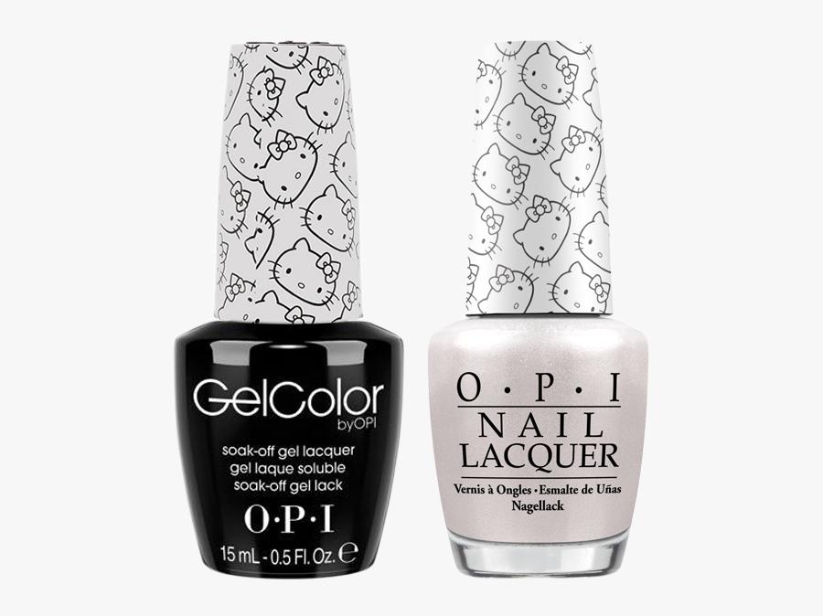 Opi Gel Color So Hot It Berns, Transparent Clipart
