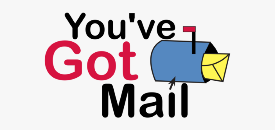 Aol Youve Got Mail, Transparent Clipart