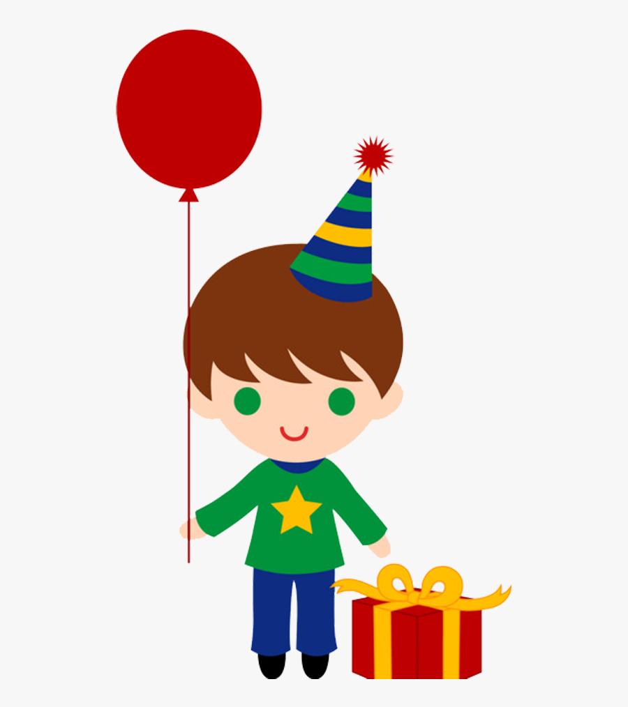Wow The Party Birthday Party Oraganisers In Delhi, - Happy Birthday Cartoon Boy, Transparent Clipart