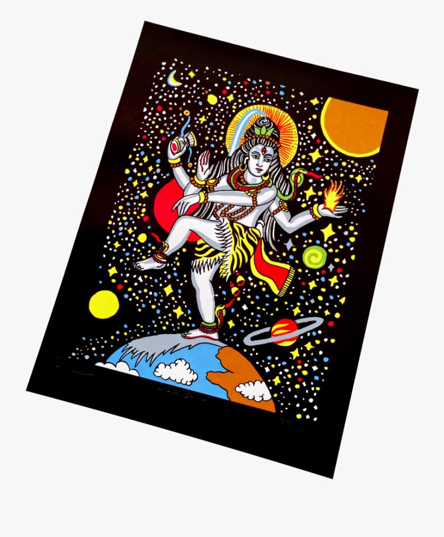 Lord Shiva - Illustration, Transparent Clipart