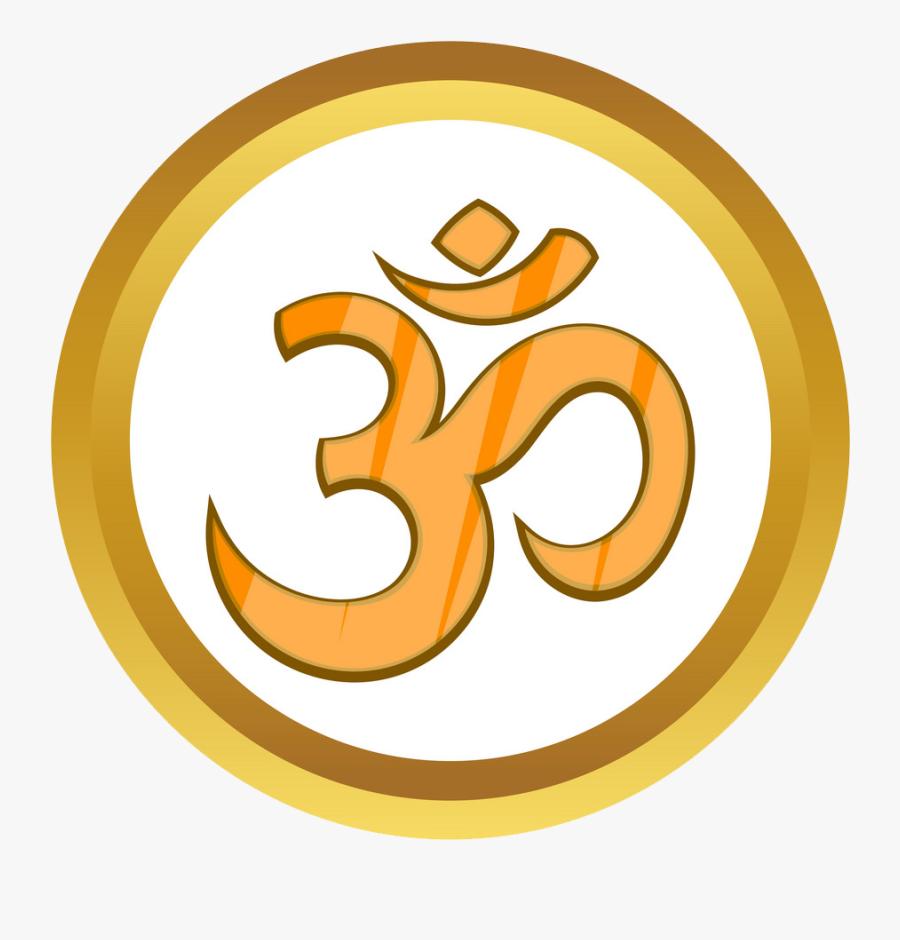 Om Logo Png Hd, Transparent Clipart