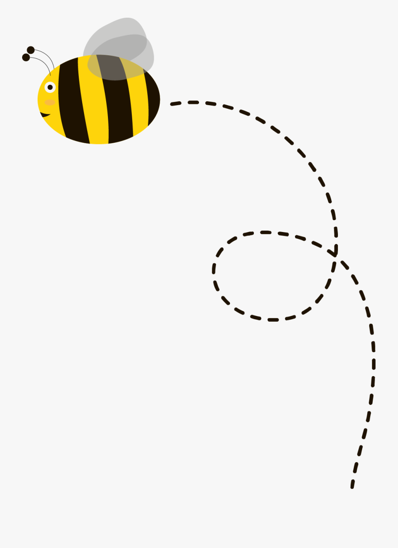 European Dark Bee Euclidean Vector Scorpion - Flying Bee Vector, Transparent Clipart