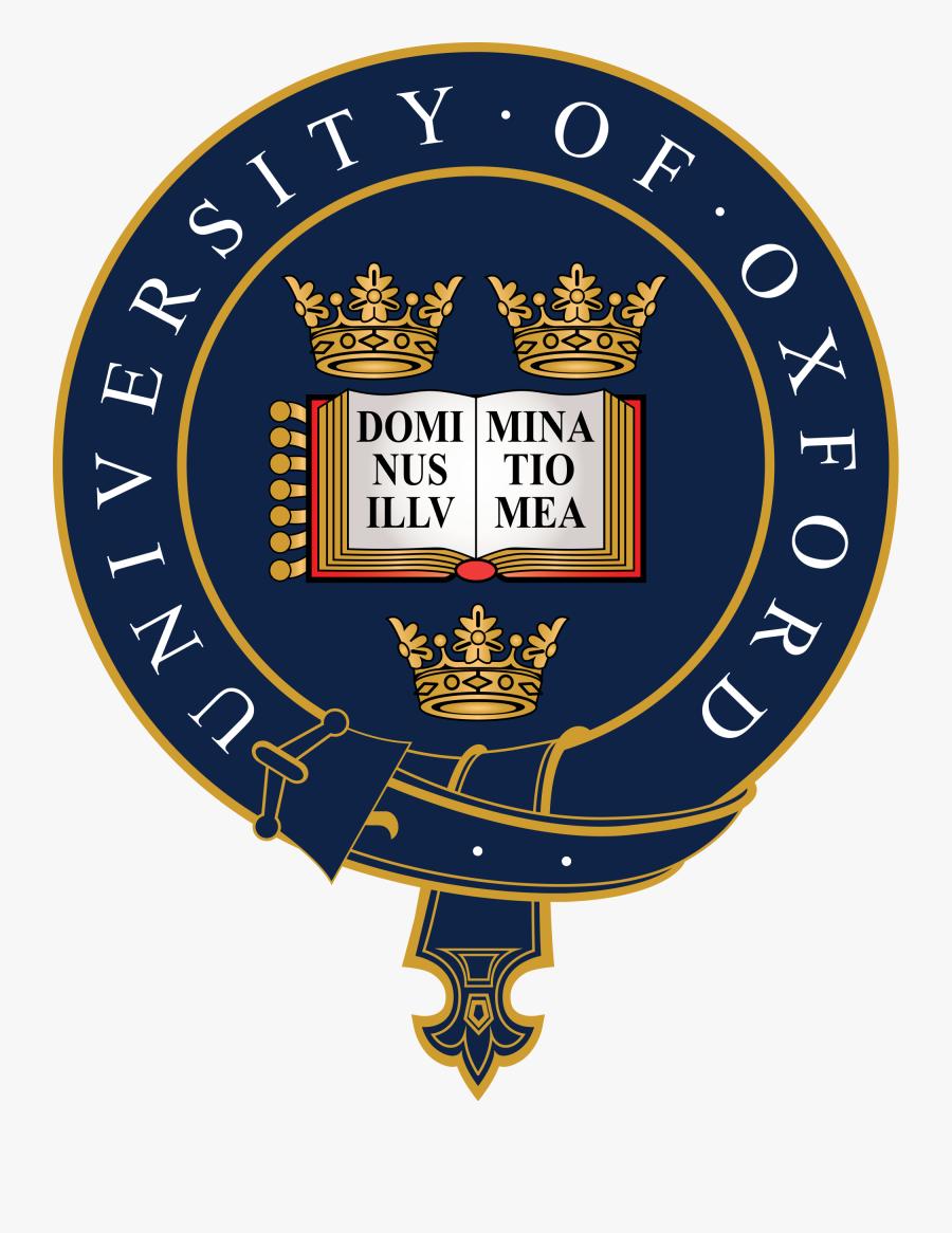 Oxford University Logo, Transparent Clipart