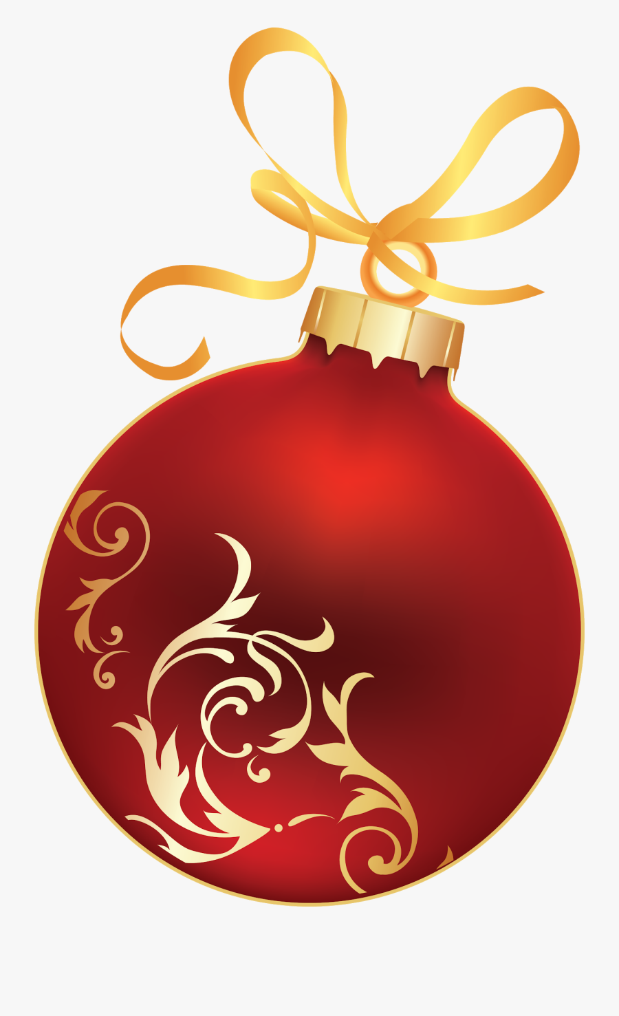 Blue And Gold Ornament, Transparent Clipart