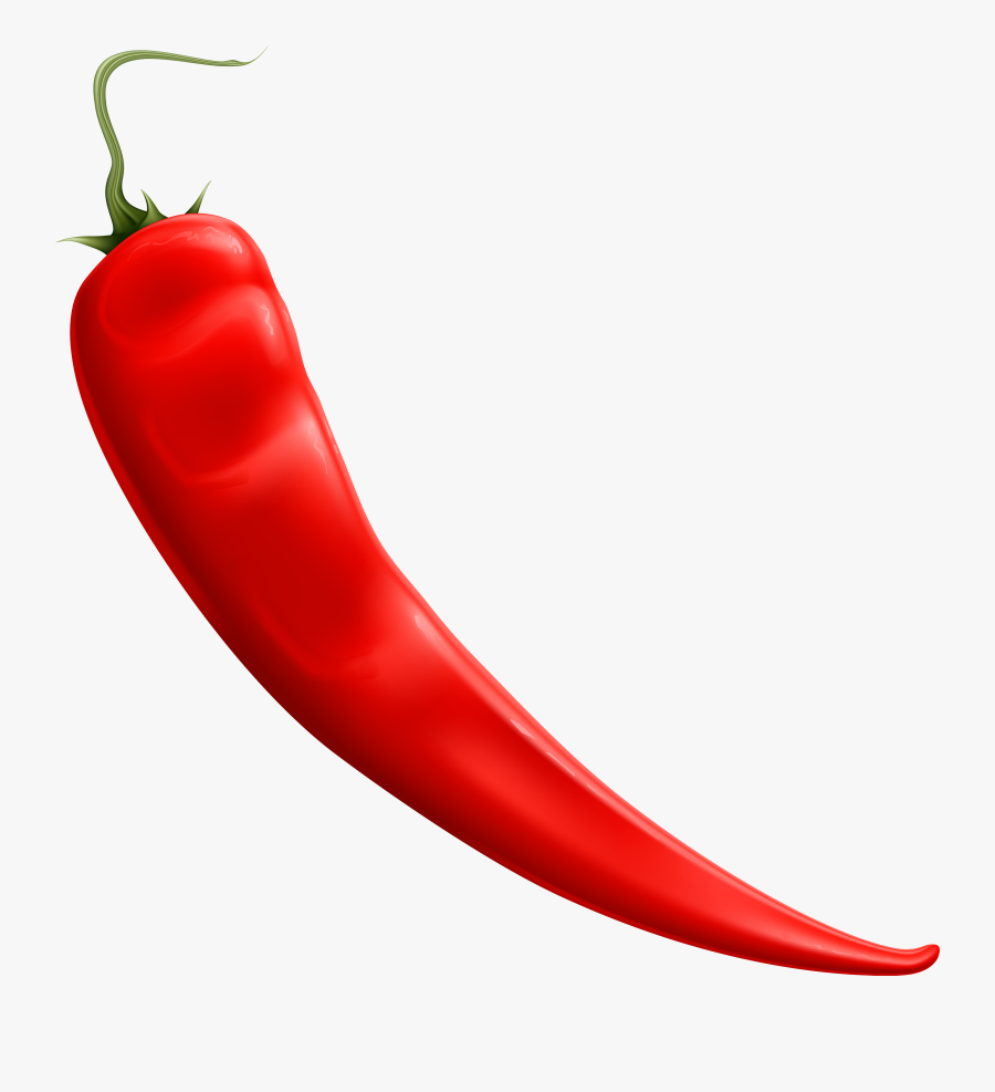 Red Chili Pepper Png Clipart - Transparent Chili Peppers, Transparent Clipart