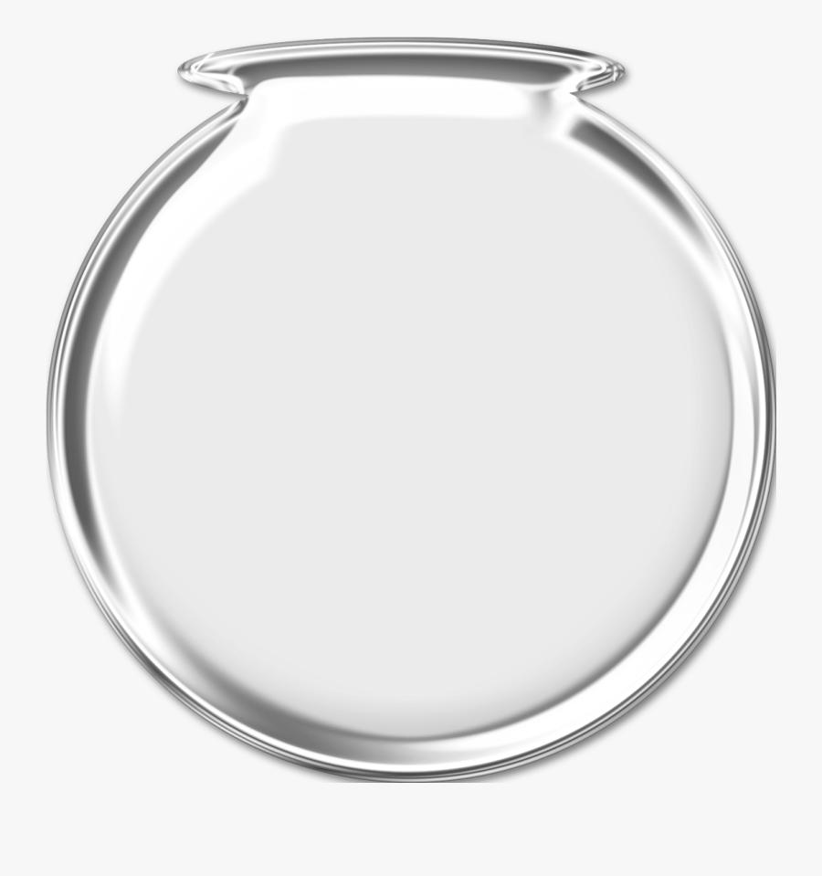 Glass Bowl Transparent Background, Transparent Clipart