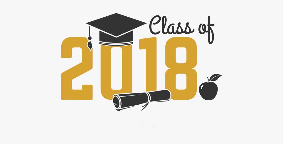 Logo Design Class Of 2018, Transparent Clipart