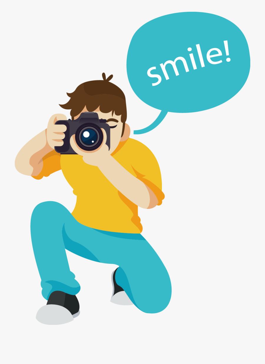 Wedding Photography Photographer - Cartoon Photographer Png , Free Transparent Clipart - ClipartKey