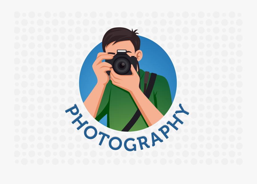 Camera Photography Vector Photographer Logo Man Clipart Camera Photography Logo Png Free Transparent Clipart Clipartkey