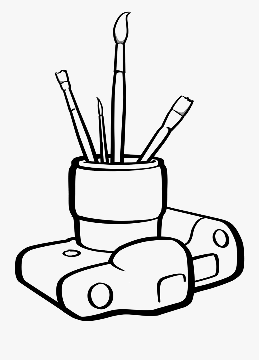 Photographer With Camera Drawing Png Clipart , Png - Photographer Camera Drawing, Transparent Clipart