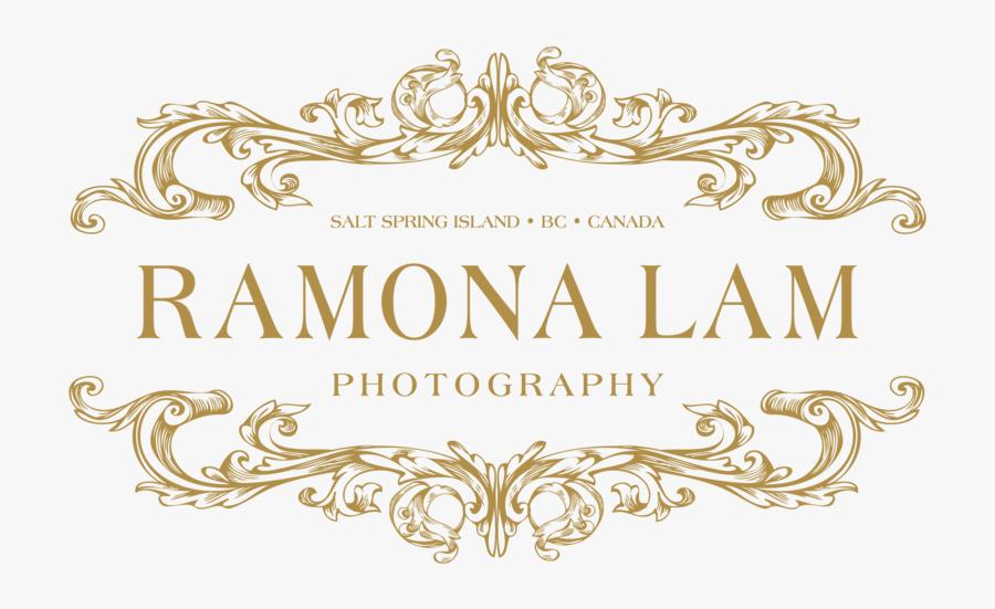 Clip Art Ramona Lam Photography - Calligraphy, Transparent Clipart