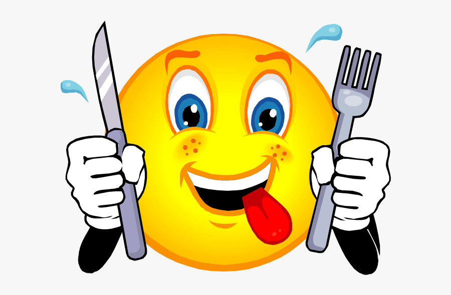 Hungry Face Clipart Free Transparent Png - Hungry Face Clipart, Transparent Clipart
