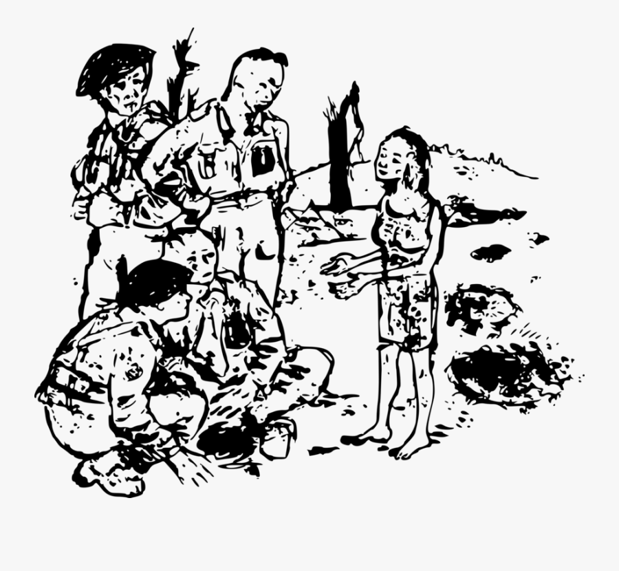 Human Behavior,recreation,art - Poor People Clip Art, Transparent Clipart