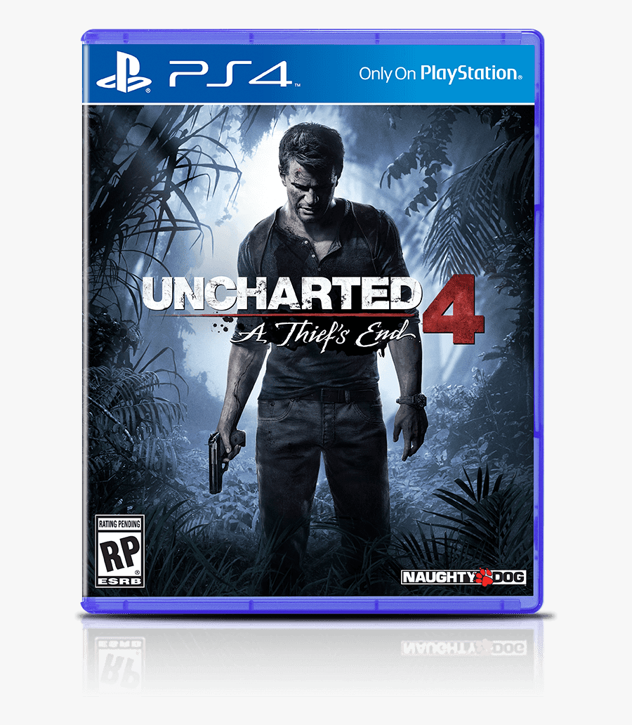 """A Thief""""s End Takes Players On A Journey Around The - Uncharted 4, Transparent Clipart"""