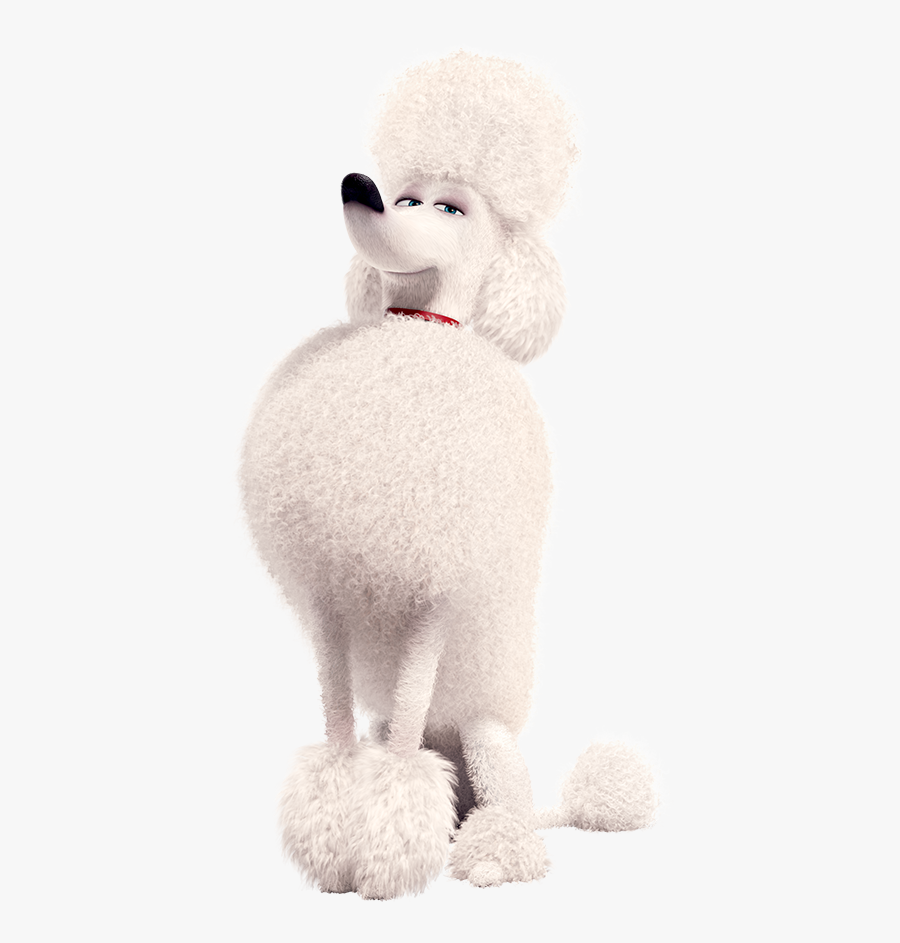 Secret Life Of Pets Characters Png Free Transparent Clipart Clipartkey