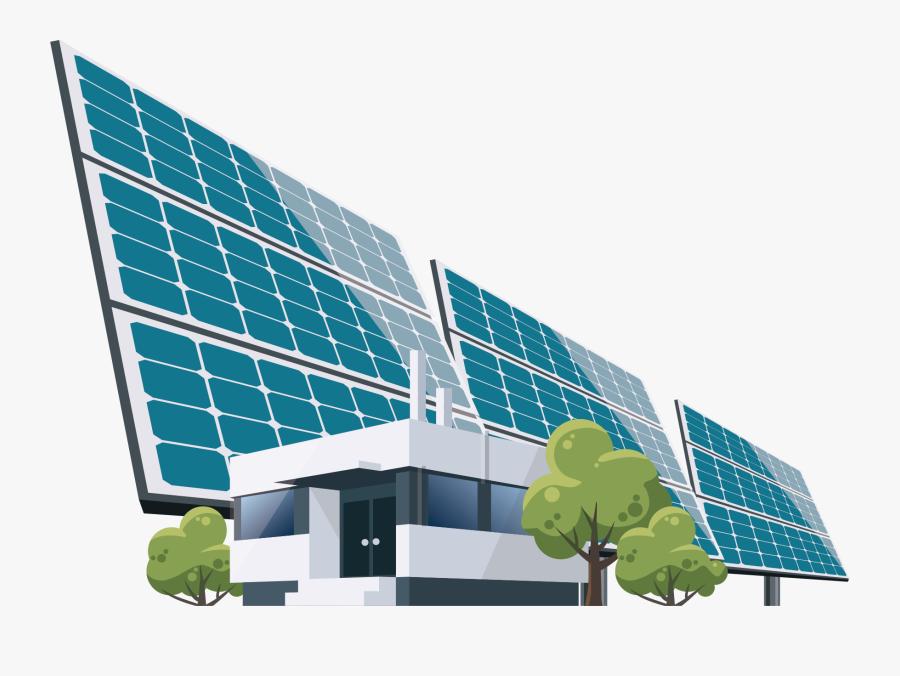 Solar Power Png Clipart - Solar Power Png, Transparent Clipart