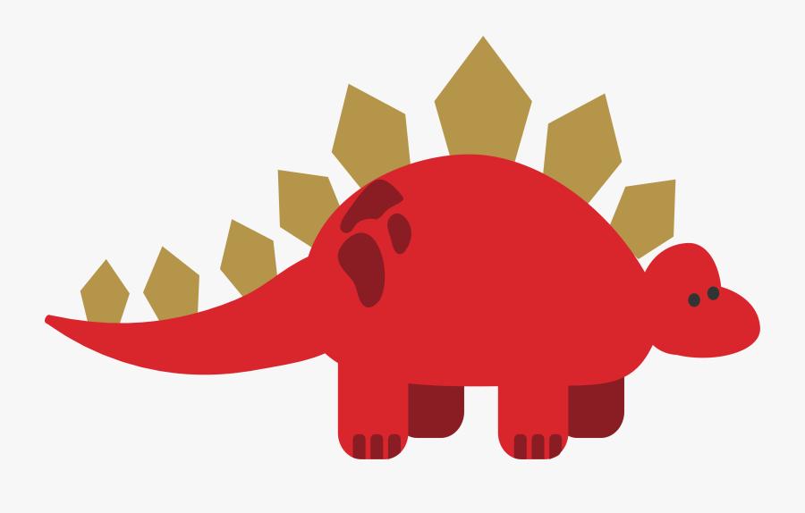 Dinosaur Photography Little Cartoon Dinosaurs Free - Cute Transparent Background Dinosaur Png, Transparent Clipart
