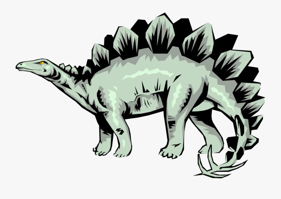 Prehistoric Dinosaur Image Illustration - Dinosaur Extinction Definition Science, Transparent Clipart