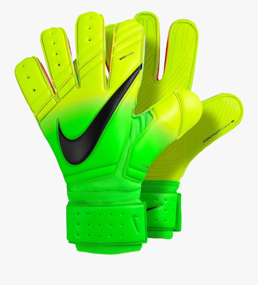 Football Goalkeeper Gloves Nike Free Transparent Clipart Clipartkey