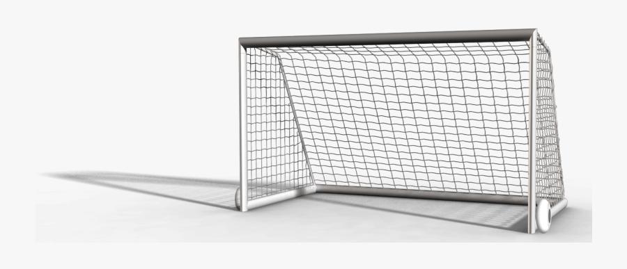 Transparent Field Goal Clipart - Football Goal Net Png, Transparent Clipart