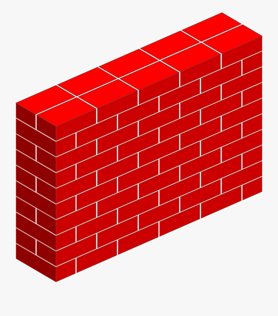 Wall - Clipart - Thick Wall Clipart, Transparent Clipart