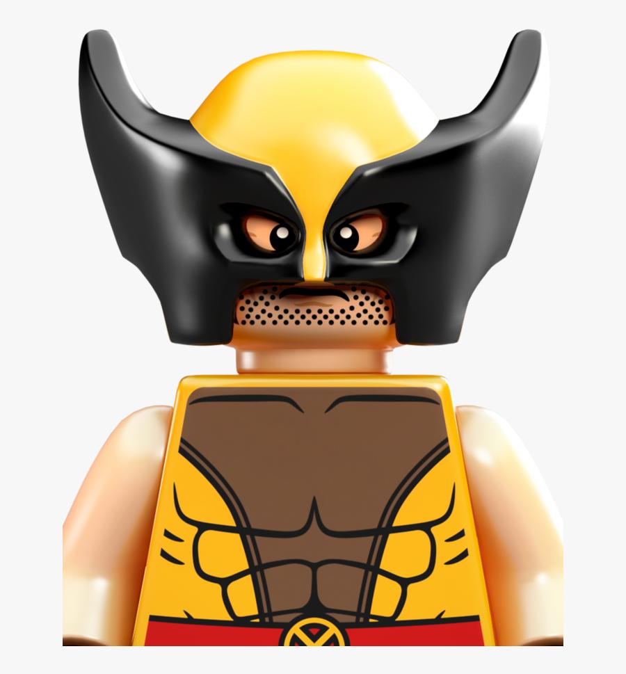 Wolverine - Avengers Endgame Lego Custom, Transparent Clipart