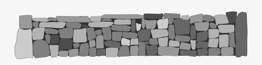Stone Wall Clipart Png, Transparent Clipart