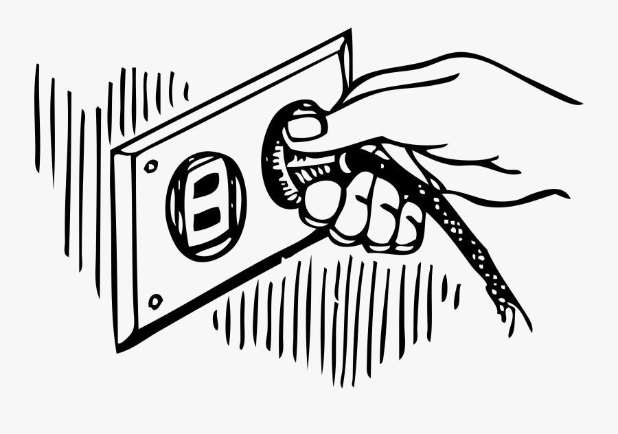 Clipart - Plug Clip Art, Transparent Clipart