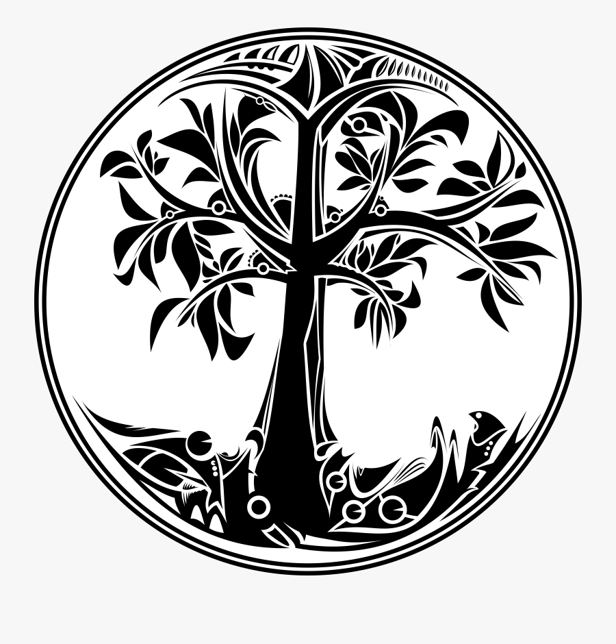 Tree Of Life Clip Art - Tree Of Life Icon, Transparent Clipart