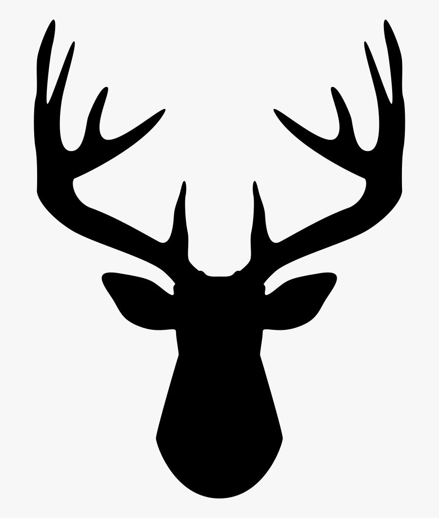 Deer Antler Computer Icons Clip Art - Deer Antlers Clipart, Transparent Clipart