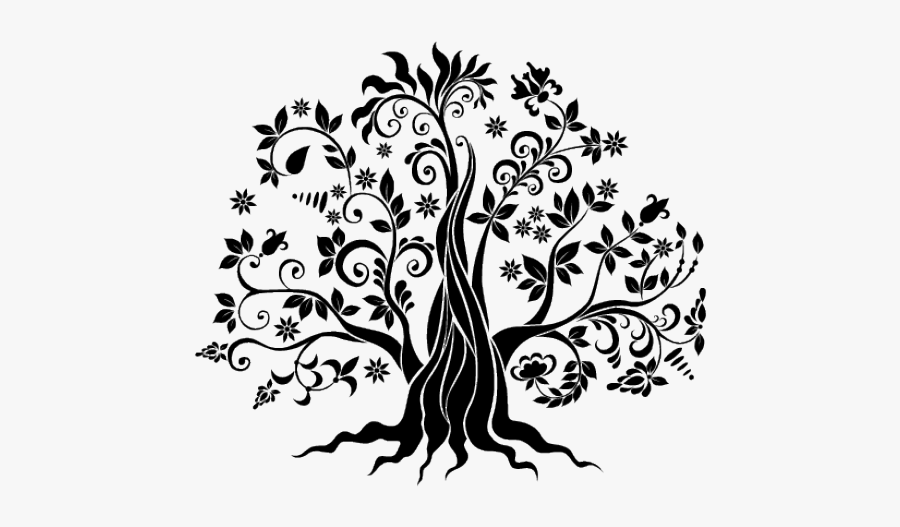 Tree Of Life Clipart - Transparent Tree Of Life, Transparent Clipart