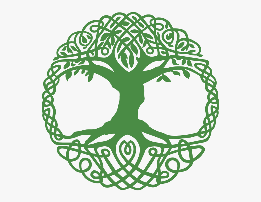 Celtic Tree Of Life Clipart , Png Download - Celtic Tree Of Life, Transparent Clipart