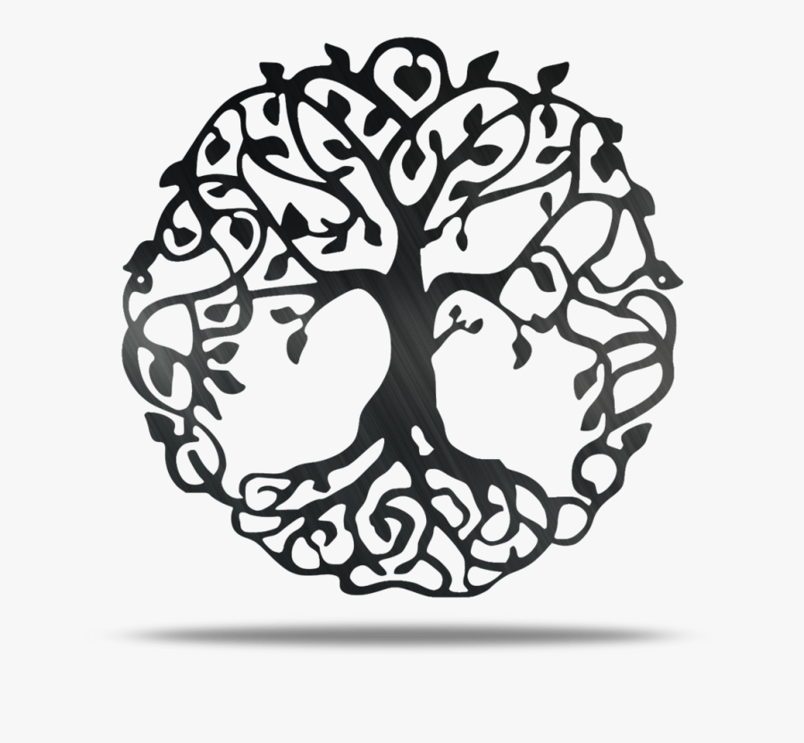 Transparent Empty Manger Clipart - Tree Of Life, Transparent Clipart